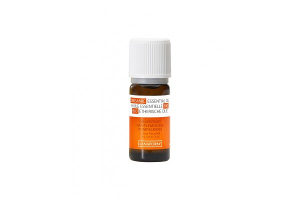 Ulei esential BIO Grapefruit Lanaform 10ml