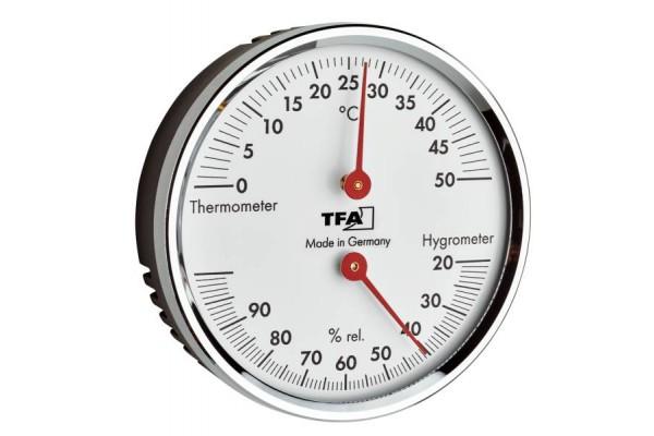 Termohigrometru analog TFA S45.2041.42