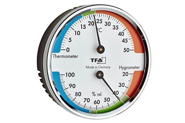 Termohigrometru analog TFA S45.2040.42