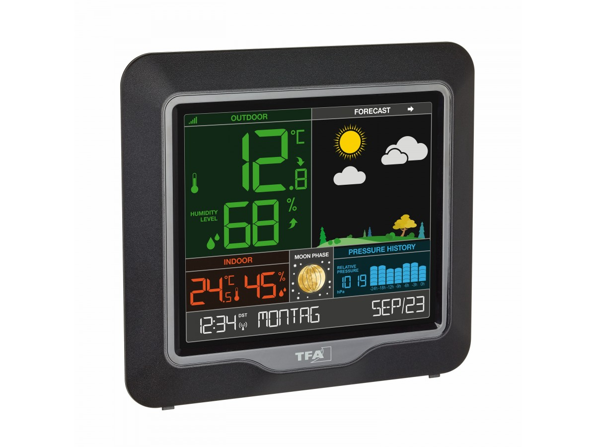 Statie meteo Season TFA S35.1150.01 imagine 2021 soldec-shop.ro