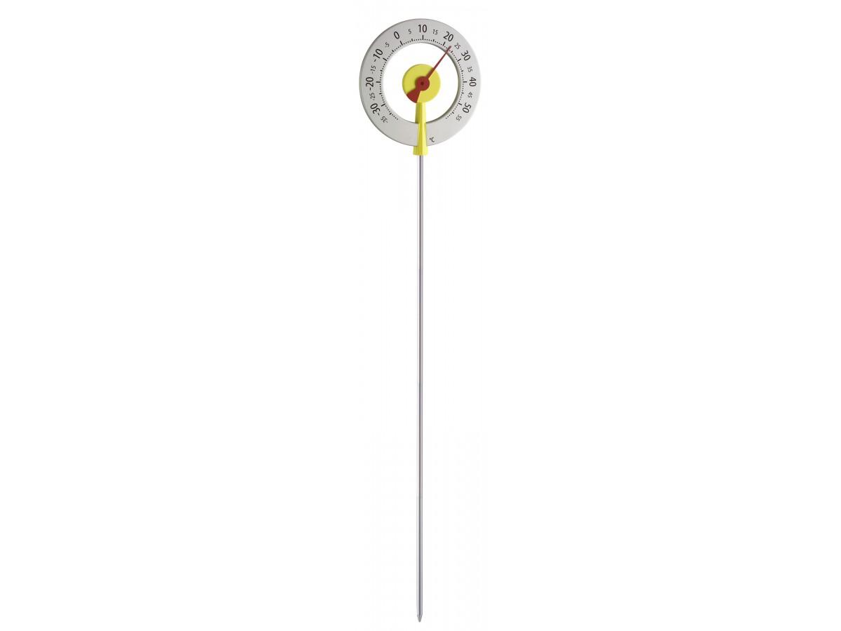 Termometru analog pentru gradina LOLLIPOP TFA S12.2055.10 imagine 2021 soldec-shop.ro