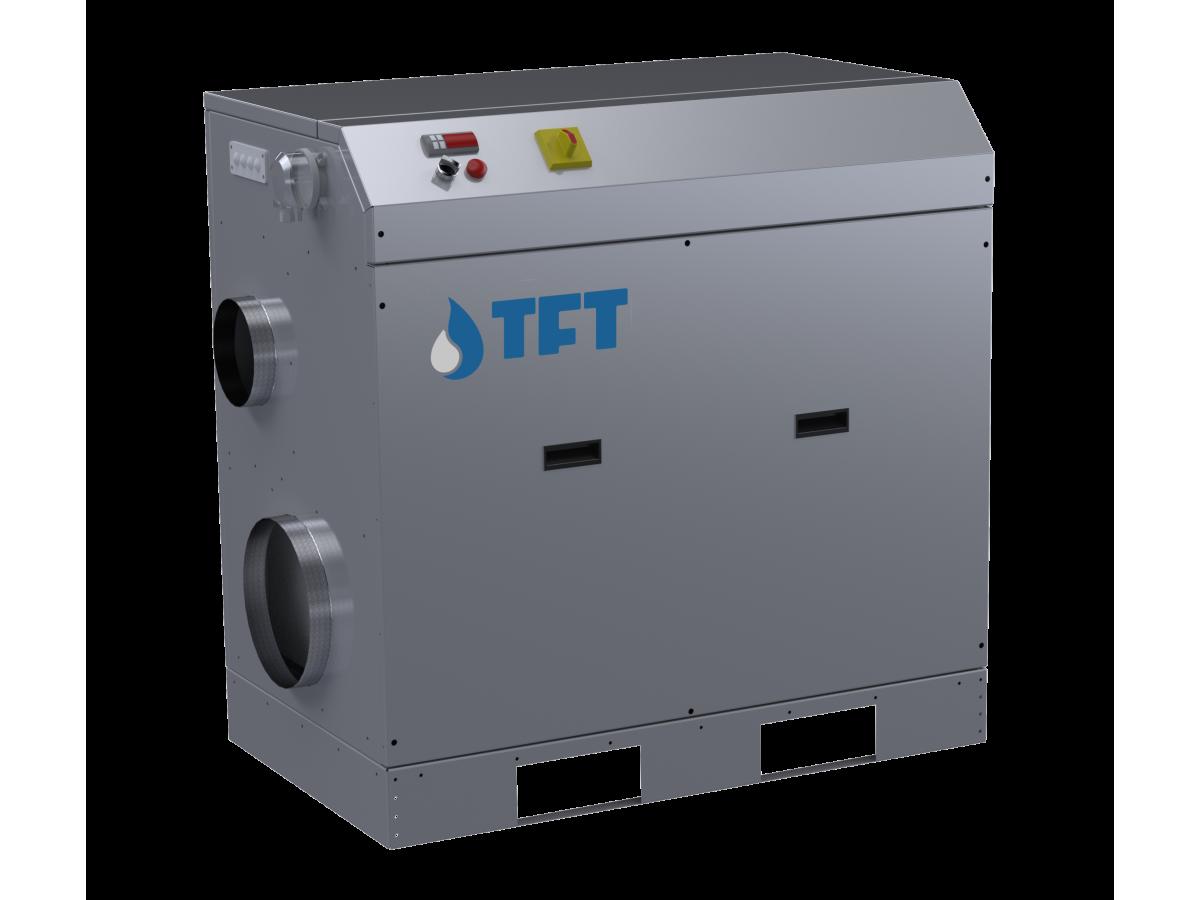 Dezumidificator cu rotor TFT AD800 imagine 2021 soldec-shop.ro