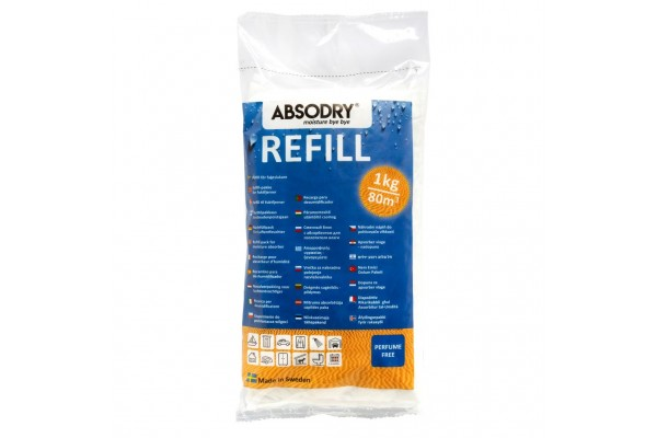 Rezerva absorbant umiditate AbsoDry 1000g
