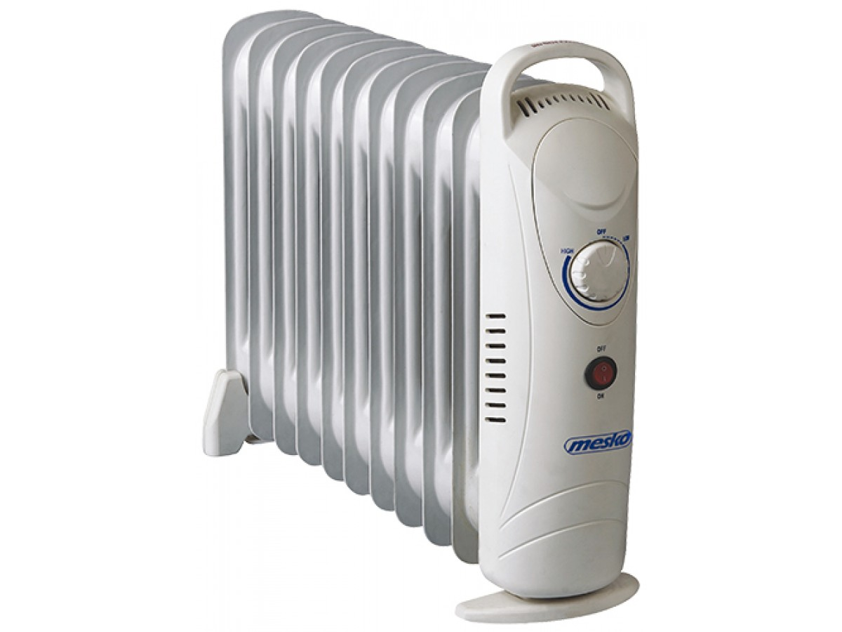 Calorifer electric Adler MS 7806, termostat, 11 elemente, 1200W imagine 2021 soldec-shop.ro