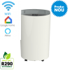 Aer conditionat mobil Woods Cortina Smart Home 12.000 BTU