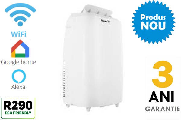 Aer conditionat mobil Woods Venezia Smart Home 17.000 BTU