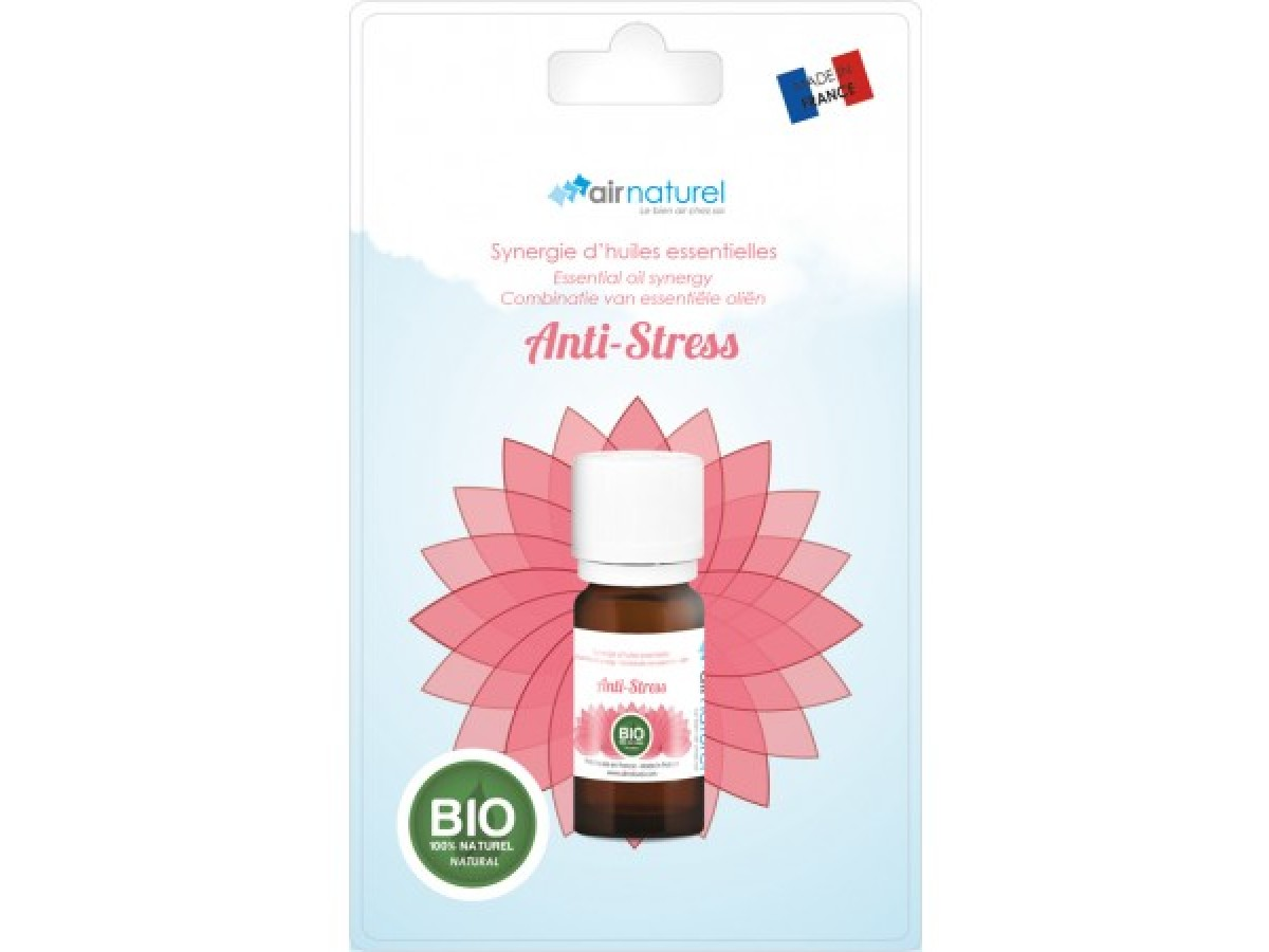 Ulei esential BIO Anti stress 10ml imagine 2021 soldec-shop.ro
