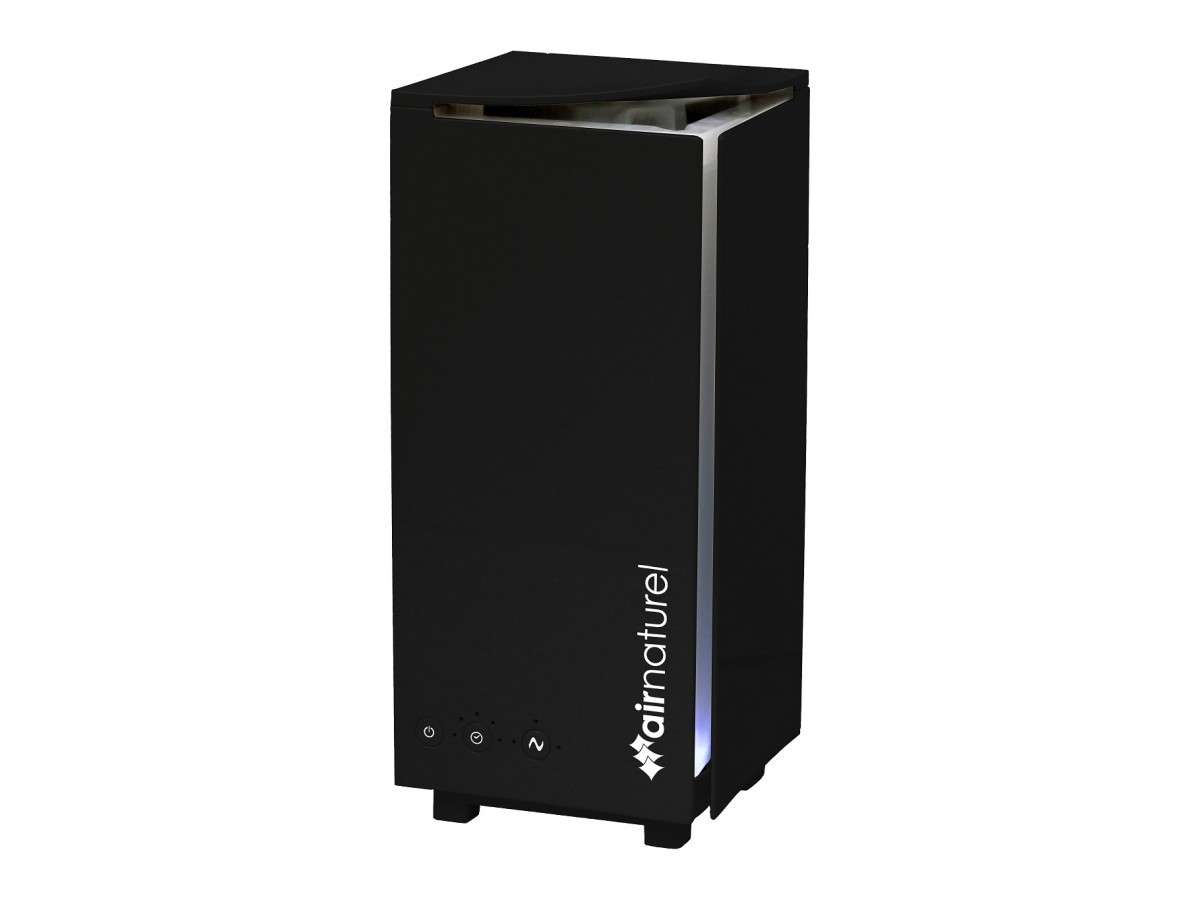 Difuzor uleiuri esentiale Diffusair negru cu ultrasunete imagine 2021 soldec-shop.ro