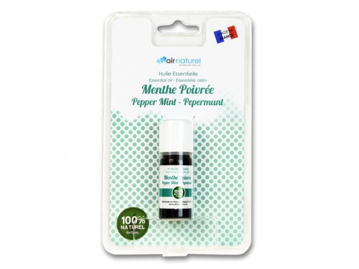Ulei esential BIO Menta piperita 10ml imagine 2021 soldec-shop.ro