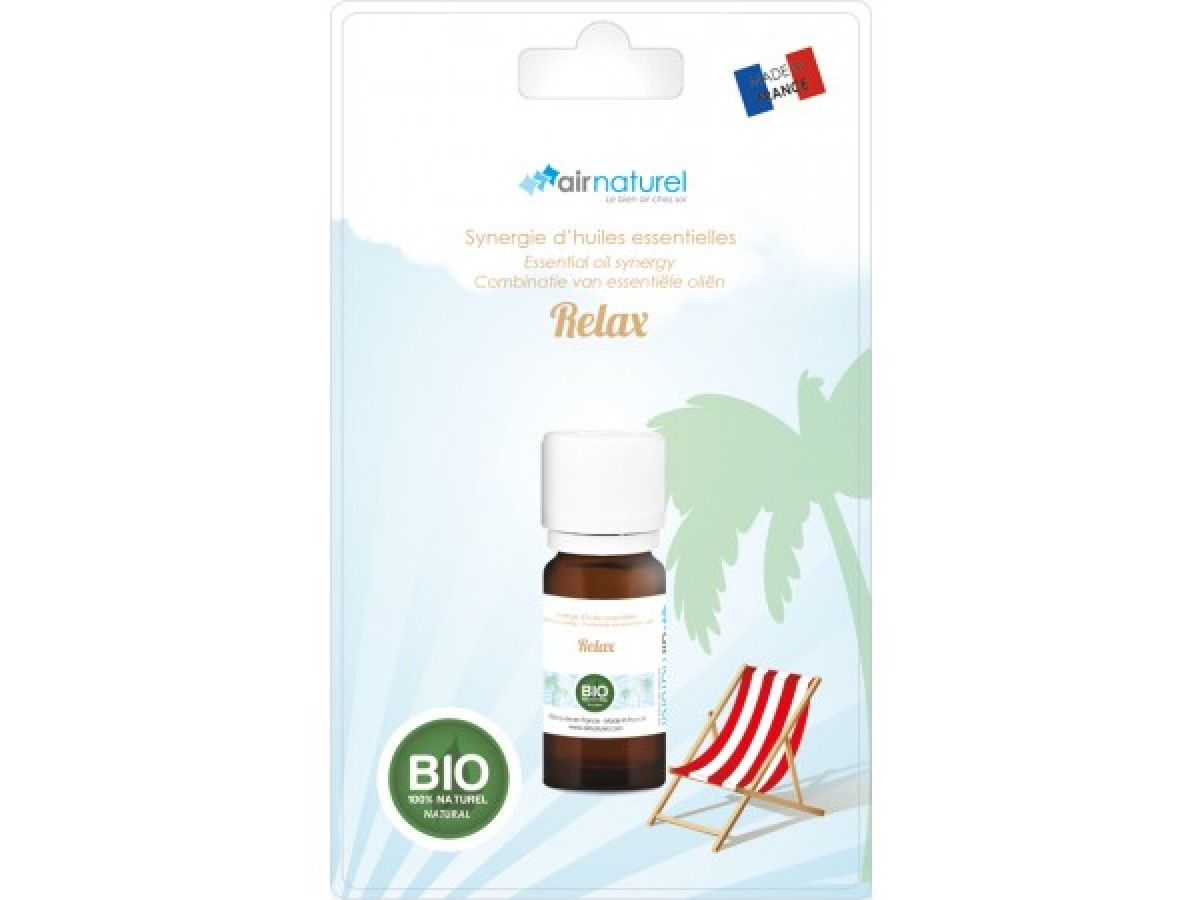 Ulei esential BIO Relax 10ml imagine 2021 soldec-shop.ro