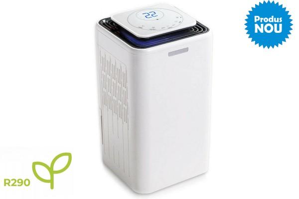 Dezumidificator OL12 Slim 12litri/zi Afisaj umiditate in culori 360 grade evacuare Timer