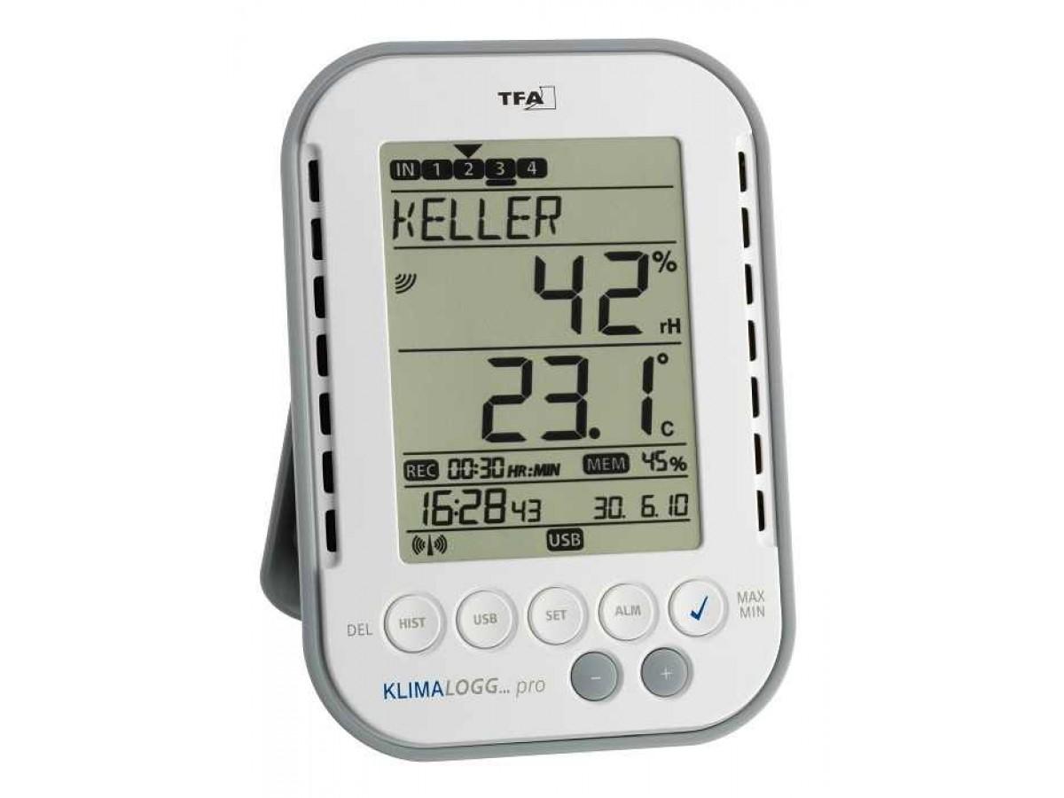 Data Logger Temperatura Umiditate  S It