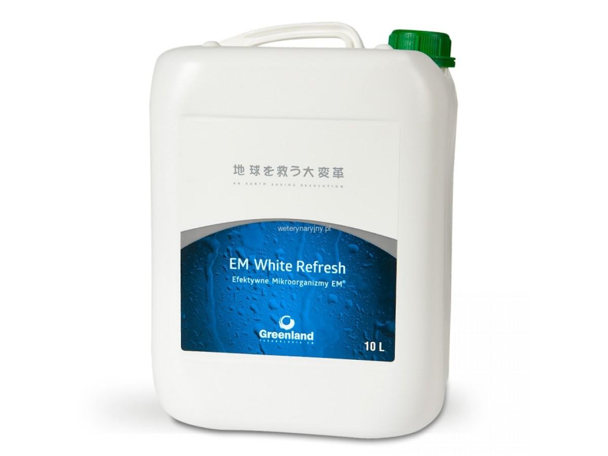 Solutie igienizare cu probiotice EM White 10 litri imagine 2021 soldec-shop.ro