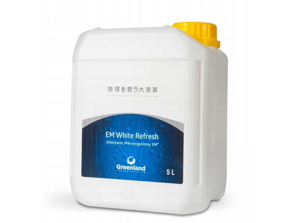 Solutie igienizare cu probiotice EM White 5 litri imagine 2021 soldec-shop.ro