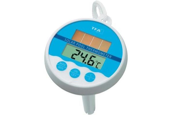 Termometru solar piscina TFA S30.1041