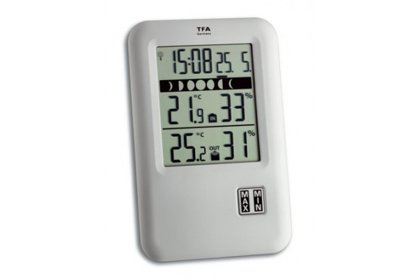 Statie meteo de precizie Neo Start cu senzor wireless TFA S30.3044.IT