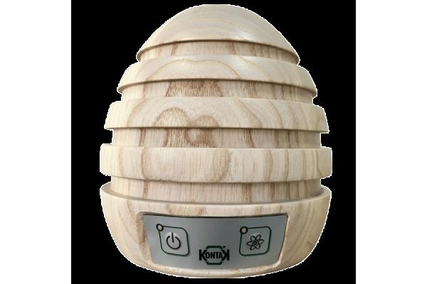 Difuzor propolis cu ionizare lemn natur Breathe