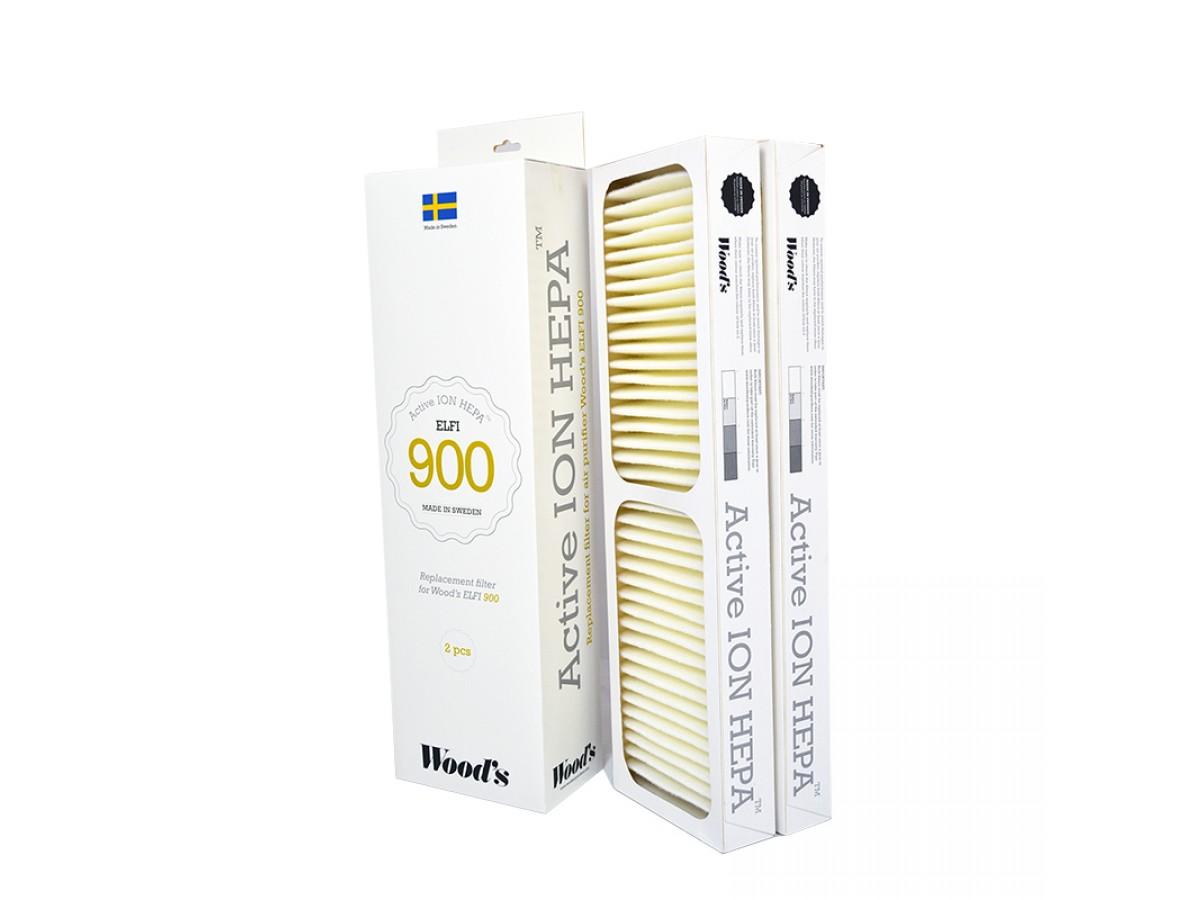 Filtru Ion Hepa Woods 900 imagine 2021 soldec-shop.ro