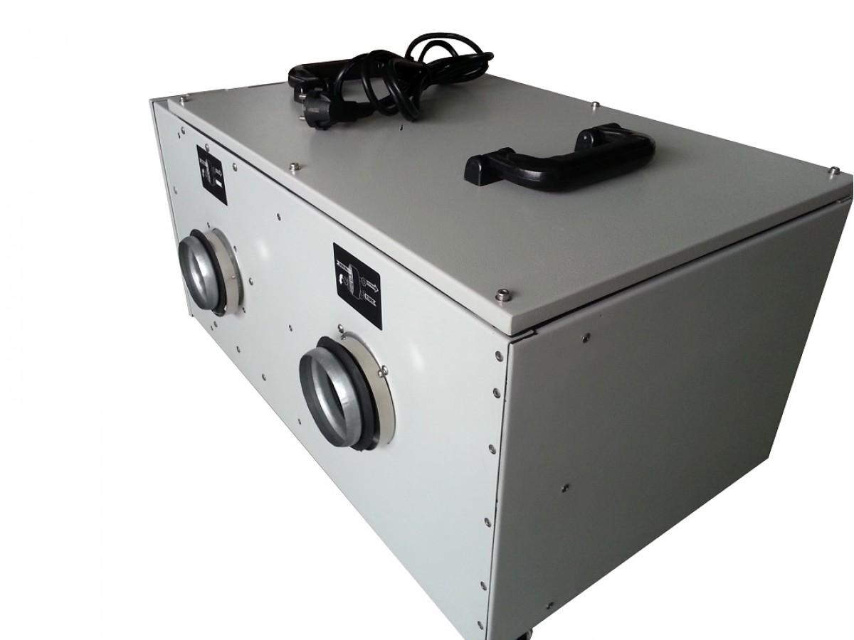 Dezumidificator cu rotor WP200AP imagine 2021 soldec-shop.ro